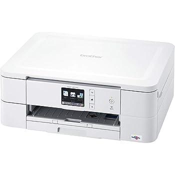 (旧モデル) ブラザー プリンター A4 インクジェット複合機 DCP-J577N (無線LAN/手差しトレイ/両面印刷)