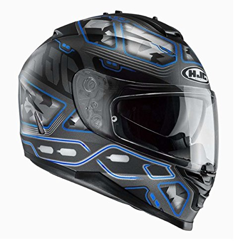 HJC Casco Moto IS17 URUK MC2SF L