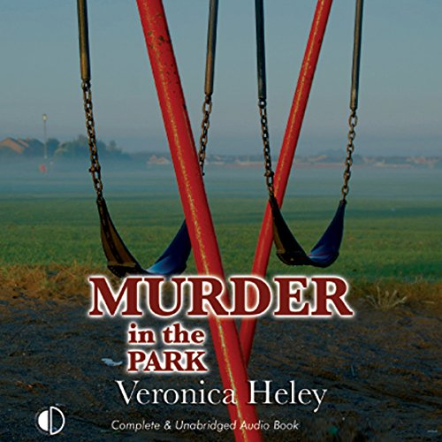 Murder in the Park  audiobook cover art