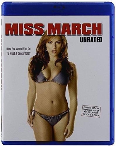 Miss March [Blu-ray]