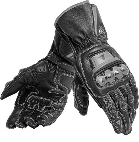 Dainese Handschuhe Full Metal 6, schwarz/schwarz/schwarz, Größe XL