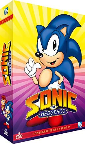 Sonic le Hérisson - Intégrale de la série TV (Coffret 5 DVD)
