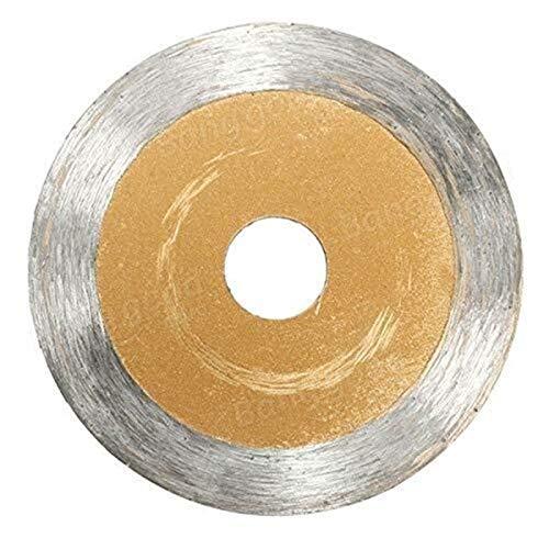 JINKEBIN Abrasivo de Hojas de Sierra Circular, 54.8x11.1mm HSS Circular Cortador de Disco TCT Saw Herramientas de Hoja eléctrico