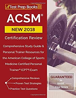 Best american college of sports medicine certified personal trainer Reviews