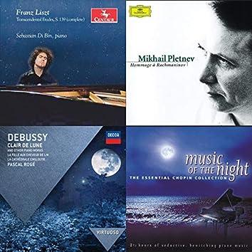 Great Solo Piano Pieces