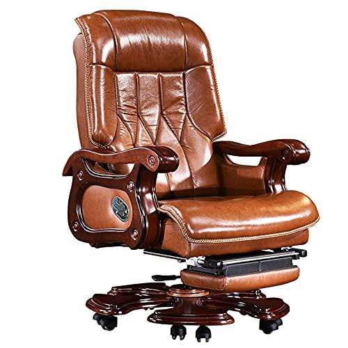 Sillas de Oficina, sillas ejecutivas ergonómicas giratorias, escritorios y sillas de computadora con Respaldo Alto, sillas de Jefe elevables, sillones en la Sala de Estar y el Dormitorio/como