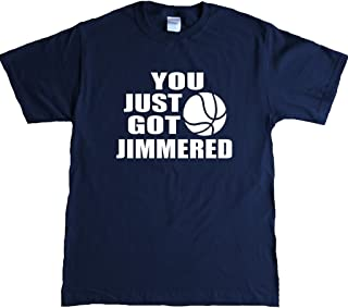 You Just Got Jimmered Adult T-shirt