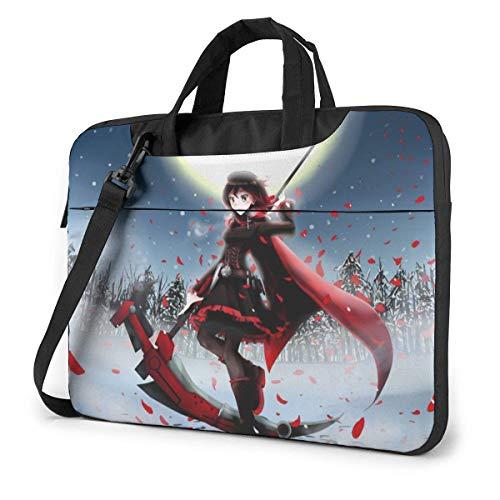 RWBY Laptop Bag Tablet Briefcase Portable Protective Case Cover 15.6 inch LAP-4485