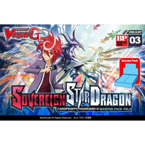 CFV Souverain étoile du Dragon Booster Pack x30 - Cartes
