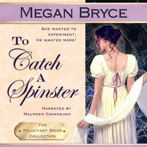 To Catch a Spinster audiobook cover art