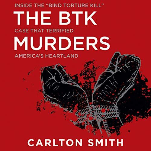 The BTK Murders audiobook cover art