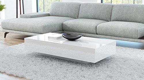 Freschmöbel Tavolino da salotto VIENNA 120 bianco
