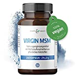 Virgin MSM Kapseln Als 100% Vegan Das Vegane MSM...