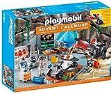 Playmobil Calendario de Adviento-9263 Agentes,...