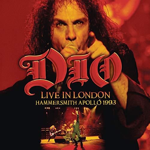 Dio – Live in London Hammersmith (Limited 2LP+2CD) [Vinyl LP]
