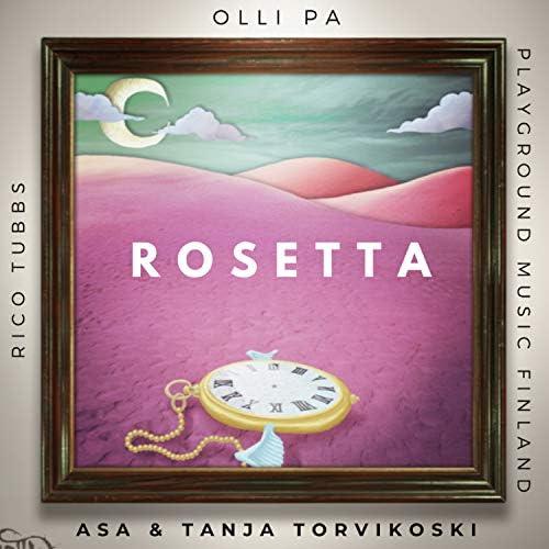 Olli PA feat. Tanja Torvikoski & Asa