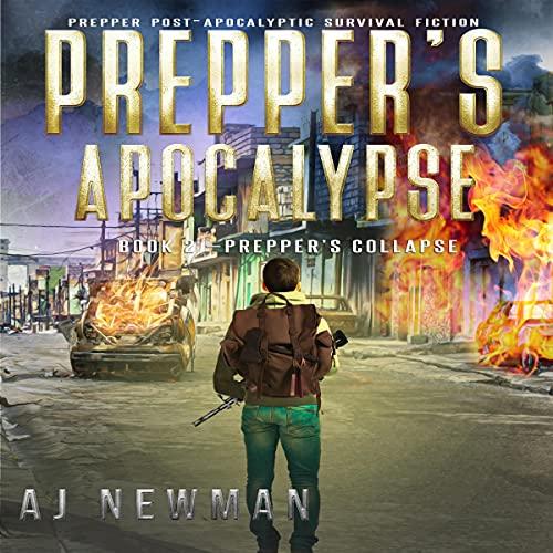 Prepper's Collapse cover art