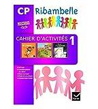 Ribambelle CP serie violette ed. 2016 - Cahier d'activites 1 + livret d'entrainement 1