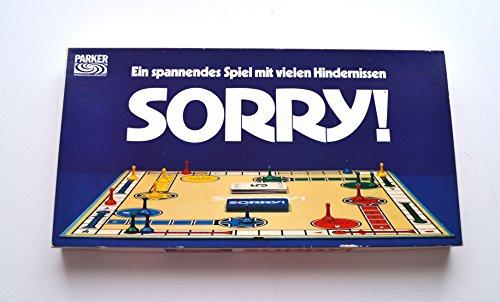 SORRY! Ein spannendes Spiel mit vielen Hindernissen.