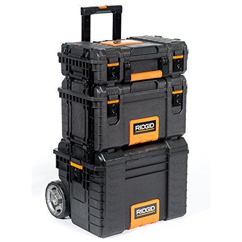 RIDGID 54358 Sistema de almacenamiento de herramientas profesional, Organizador para...