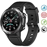 UMIDIGI Smart Watch,Uwatch GT Activity Tracker for iPhone and Android Phones, Smart Watch for Men with All-Day Heart Rate Monitor Fitness Tracker