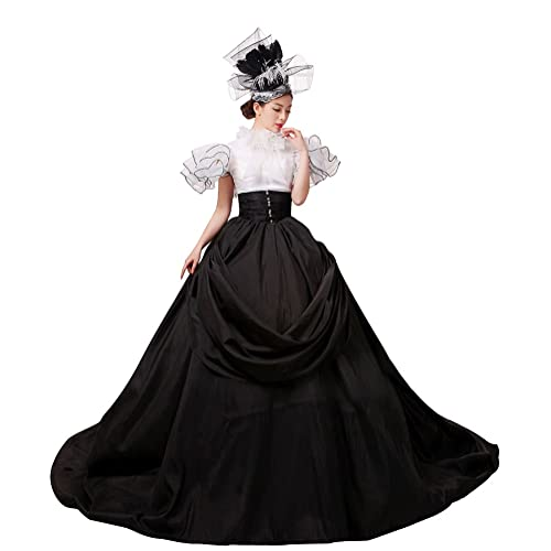 Victorian Ballroom Prom Dress