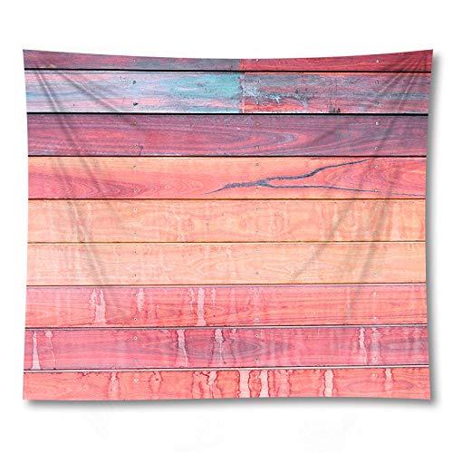Tapiz para dormitorio 3D impreso ladrillo madera piedra telón de fondo tapiz de pared colgante hippie tapices decoración del hogar fiesta