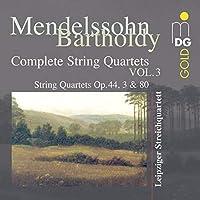Complete String Quartets 3
