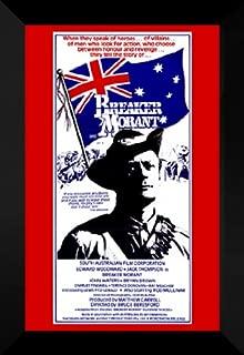 ArtDirect Breaker Morant 27x40 FRAMED Movie Poster - Style E 1980