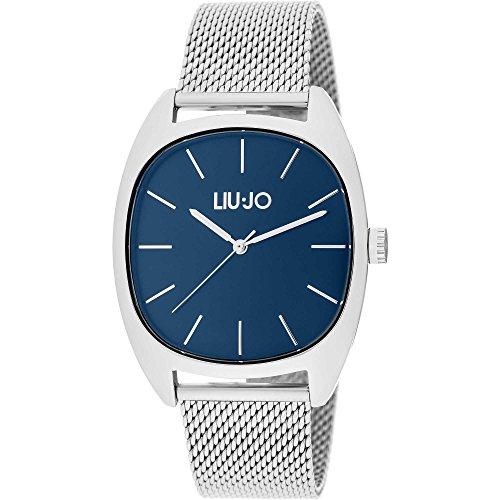 orologio solo tempo uomo Liujo Retrò offerta casual cod. TLJ1265