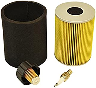 Huskey Yamaha G2,G9,G11 Gas Golf Cart Tune Up Kit with Fuel Filter