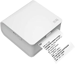 USBポータブルラベルメーカー,Funien 200DPIUSBポータブルラベルメーカーマシンハンドヘルドBTステッカーラベルプリンターQrコードステッカーバーコードプリンタースタディプリンターWP9509
