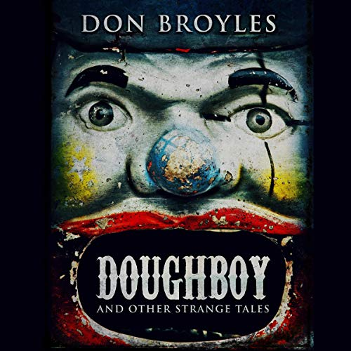Doughboy: And Other Strange Tales cover art