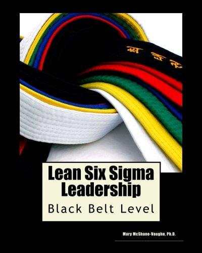 Lean Six Sigma Leadership