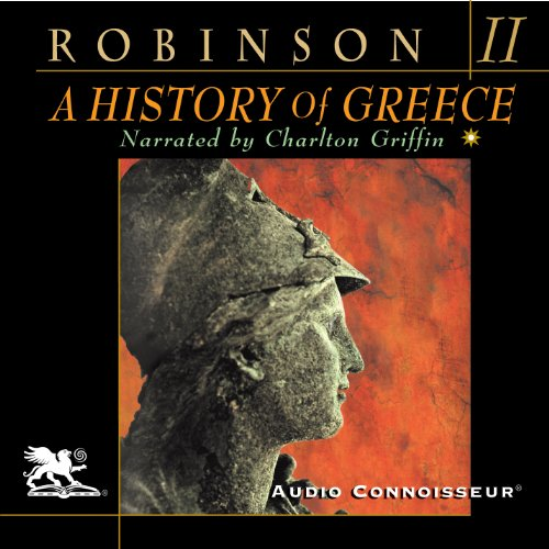A History of Greece, Volume 2 audiobook cover art
