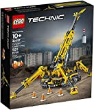 LEGO Technic Compact Crawler Crane Building Kit (920 Pieces)