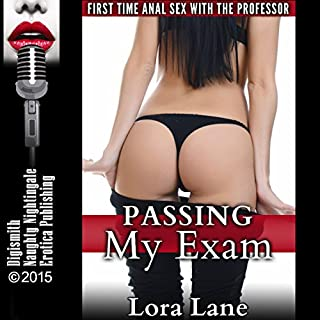 Passing My Exam audiobook cover art