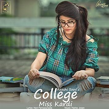 College Miss Kardi (feat. Navi Ferozpurwala)