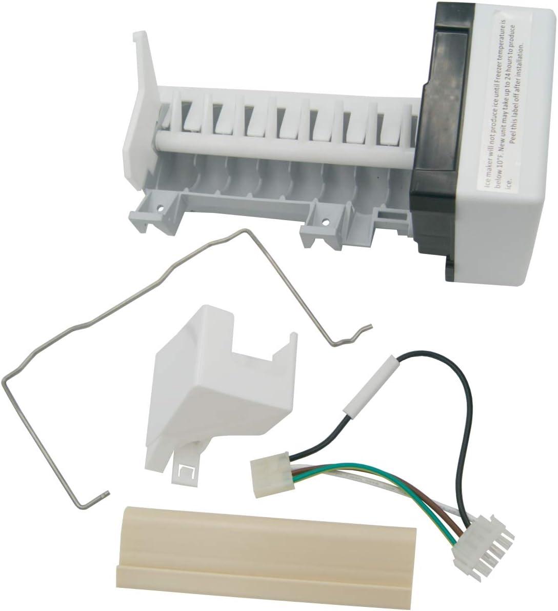 Supplying Demand 5303918344 Refrigerator Freezer Ice Maker Fits