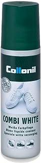 Collonil Combi White - white colour care leather shoe polish. by Collonil