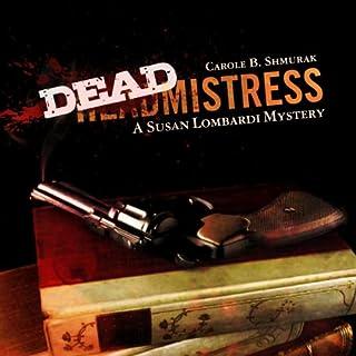 Deadmistress audiobook cover art