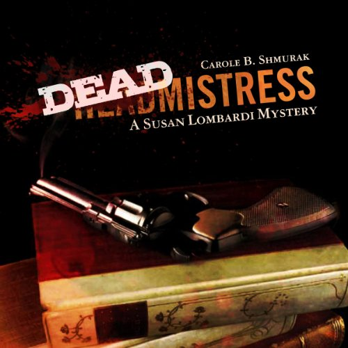 Deadmistress audiobook cover art