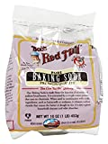 Bob's Red Mill Pure Baking Soda -- 16 oz (Pack of 2)
