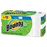 Bounty 74728 Select-A-Size Paper Towels, White, 20 Fluid Ounce