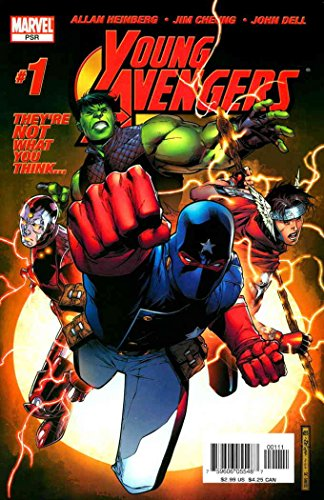 Young Avengers #1 VF/NM ; Marvel comic book
