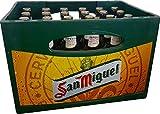 24 x San Miguel Especial 5,4% vol. caso original 0,33l