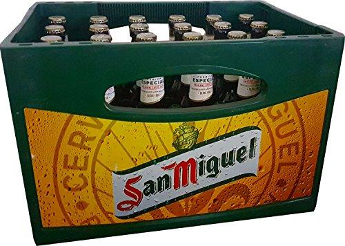 San Miguel Cerveza Bier 4,8% (24 x 0,33l)