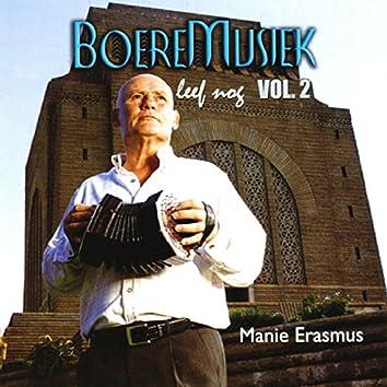 Boeremusiek Leef Nog, Vol.2