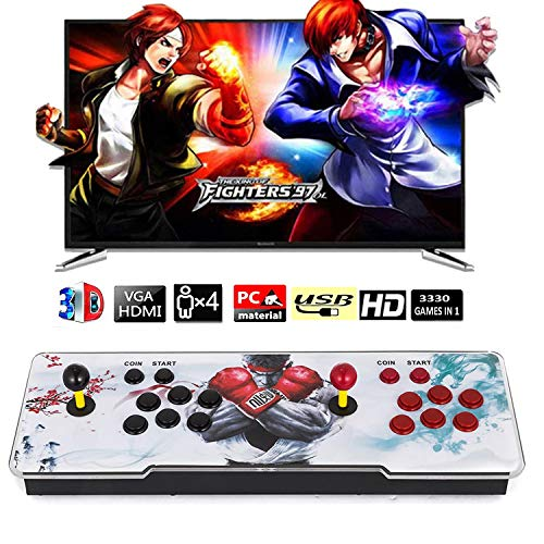 vegamed-3330-games-in-1-classic-arcade-game-console-3d-pandoras-box-with-arcade-joystick-double-stick-3330-arcade-game-hdmi-vga-usb-ps-1280x720-full-hd-video-game