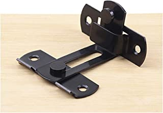 right angle latch
